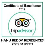 Hanu Reddy Residences Poes Garden