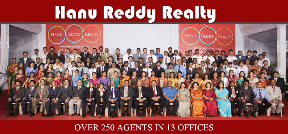 Hanu Reddy Realty Group Family