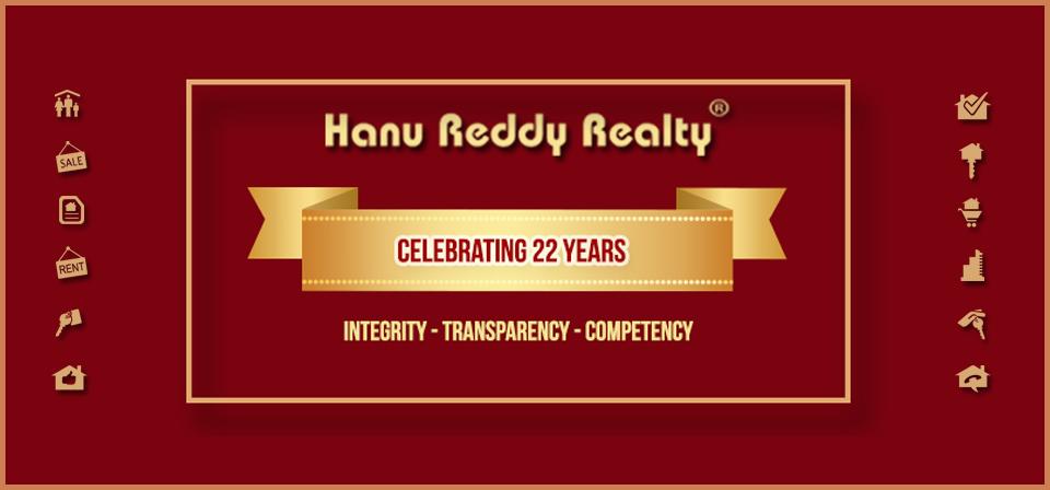Real Estate Hanu Reddy Realty Career