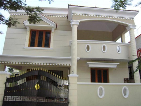 Real estate independent house for sale at valasaravakkam for Individual house models in chennai