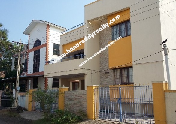 Independent House for Sale at Thoraipakkam, Chennai